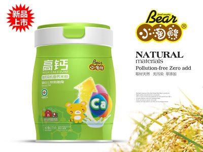 高钙有机营养米粉