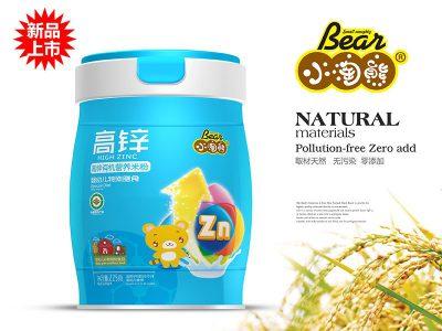 高锌有机营养米粉